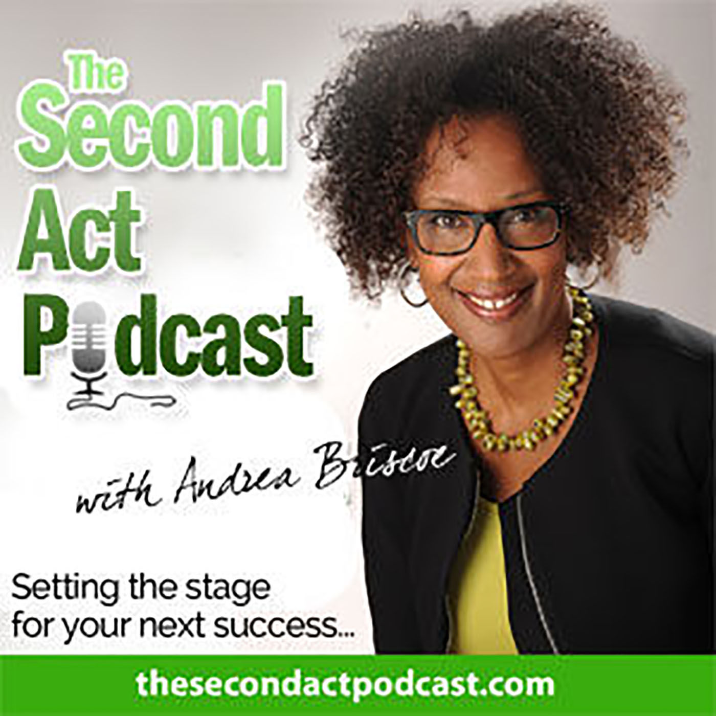 The Second Act Podcast Episode 1 - The Overview